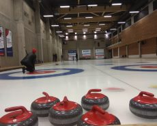 Curling In Tallinn
